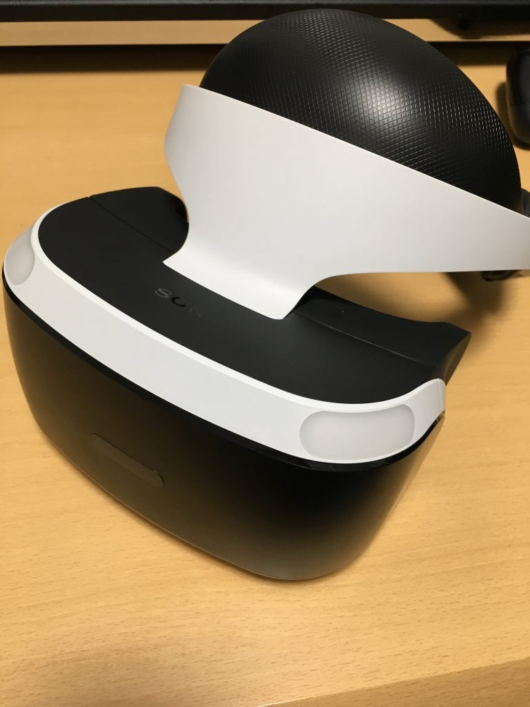 PlayStation VR 本体